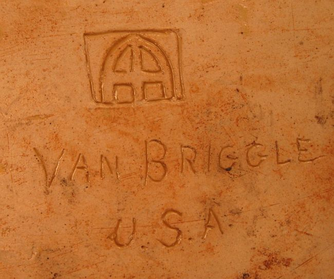 dating van briggle marks Art pottery value guide we are actively seeking quality art pottery consignments  van briggle pottery was made in colorado springs, co starting in 1901.